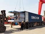 Delivery of HZS120 concrete plant to Philippines