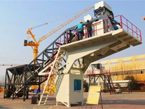 Main Features of Mobile Concrete Mixing Plants